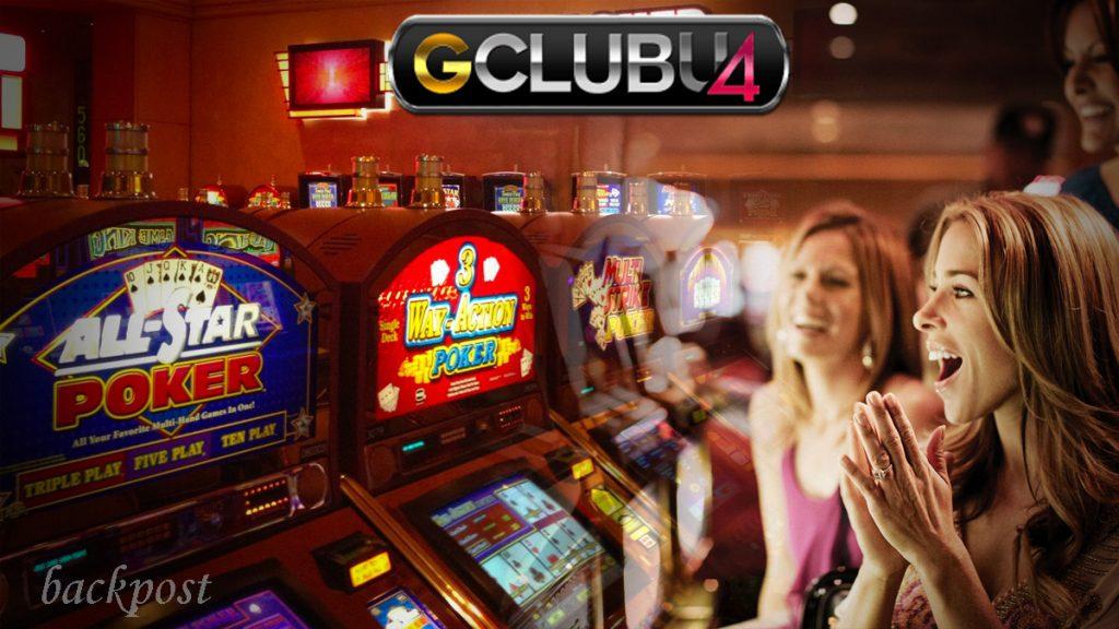 การเล่นเกม video poker มีกติกาอย่างไรมาดูกันสำหรับเพื่อนๆคนไหนก็ตามที่กำลังจะสมัครเป็นสมาชิกกับเว็บไซต์ gclub มันก็จะเห็นได้ว่า